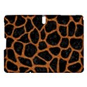 SKIN1 BLACK MARBLE & RUSTED METAL Samsung Galaxy Tab S (10.5 ) Hardshell Case  View1