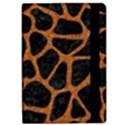 SKIN1 BLACK MARBLE & RUSTED METAL Apple iPad Pro 9.7   Flip Case View2