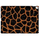 SKIN1 BLACK MARBLE & RUSTED METAL Apple iPad Pro 12.9   Hardshell Case View1