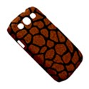 SKIN1 BLACK MARBLE & RUSTED METAL (R) Samsung Galaxy S III Classic Hardshell Case (PC+Silicone) View5