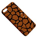 SKIN1 BLACK MARBLE & RUSTED METAL (R) Apple iPhone 5 Hardshell Case with Stand View5