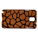 SKIN1 BLACK MARBLE & RUSTED METAL (R) Samsung Galaxy Note 3 N9005 Hardshell Case View1