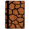 SKIN1 BLACK MARBLE & RUSTED METAL (R) iPad Air Flip View4
