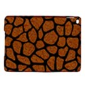 SKIN1 BLACK MARBLE & RUSTED METAL (R) iPad Air 2 Hardshell Cases View1