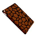 SKIN1 BLACK MARBLE & RUSTED METAL (R) iPad Air 2 Hardshell Cases View5