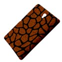 SKIN1 BLACK MARBLE & RUSTED METAL (R) Samsung Galaxy Tab S (8.4 ) Hardshell Case  View4