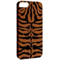 SKIN2 BLACK MARBLE & RUSTED METAL Apple iPhone 5 Classic Hardshell Case View2