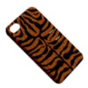 SKIN2 BLACK MARBLE & RUSTED METAL Apple iPhone 4/4S Hardshell Case with Stand View5