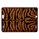 SKIN2 BLACK MARBLE & RUSTED METAL Amazon Kindle Fire HD (2013) Hardshell Case View1