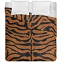 SKIN2 BLACK MARBLE & RUSTED METAL Duvet Cover Double Side (California King Size) View1