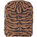 SKIN2 BLACK MARBLE & RUSTED METAL Full Print Backpack View1