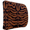 SKIN2 BLACK MARBLE & RUSTED METAL Back Support Cushion View2