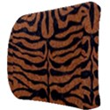 SKIN2 BLACK MARBLE & RUSTED METAL Back Support Cushion View3