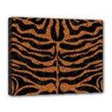 SKIN2 BLACK MARBLE & RUSTED METAL (R) Canvas 14  x 11  View1