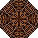 SKIN2 BLACK MARBLE & RUSTED METAL (R) Hook Handle Umbrellas (Medium) View1