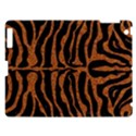 SKIN2 BLACK MARBLE & RUSTED METAL (R) Apple iPad 3/4 Hardshell Case View1