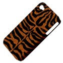 SKIN2 BLACK MARBLE & RUSTED METAL (R) Apple iPhone 4/4S Hardshell Case (PC+Silicone) View4