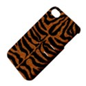 SKIN2 BLACK MARBLE & RUSTED METAL (R) Apple iPhone 4/4S Hardshell Case with Stand View4