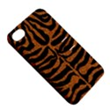 SKIN2 BLACK MARBLE & RUSTED METAL (R) Apple iPhone 4/4S Hardshell Case with Stand View5