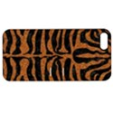 SKIN2 BLACK MARBLE & RUSTED METAL (R) Apple iPhone 5 Hardshell Case with Stand View1