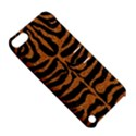 SKIN2 BLACK MARBLE & RUSTED METAL (R) Apple iPod Touch 5 Hardshell Case with Stand View5