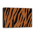 SKIN3 BLACK MARBLE & RUSTED METAL Deluxe Canvas 18  x 12   View1