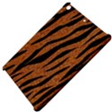 SKIN3 BLACK MARBLE & RUSTED METAL Apple iPad Mini Hardshell Case View4