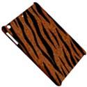 SKIN3 BLACK MARBLE & RUSTED METAL Apple iPad Mini Hardshell Case View5