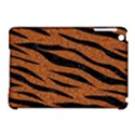 SKIN3 BLACK MARBLE & RUSTED METAL Apple iPad Mini Hardshell Case (Compatible with Smart Cover) View1