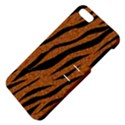 SKIN3 BLACK MARBLE & RUSTED METAL Apple iPhone 5 Hardshell Case with Stand View4