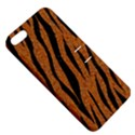 SKIN3 BLACK MARBLE & RUSTED METAL Apple iPhone 5 Hardshell Case with Stand View5