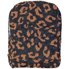 Skin5 Black Marble & Rusted Metal Full Print Backpack