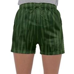 Autumn Animal Print 7 Sleepwear Shorts