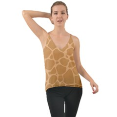 Autumn Animal Print 10 Cami