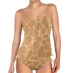 Autumn Animal Print 10 Tankini Set