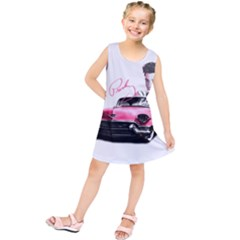 Elvis Presley s Pink Cadillac Kids  Tunic Dress