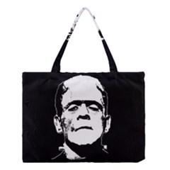 Frankenstein s Monster Halloween Medium Tote Bag