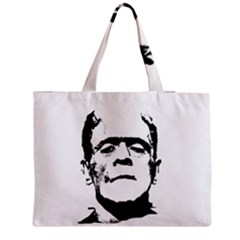 Frankenstein s Monster Halloween Medium Tote Bag