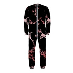 Luxurious Pink Marble 2 Onepiece Jumpsuit (kids)