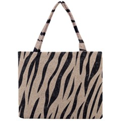 Skin3 Black Marble & Sand Mini Tote Bag