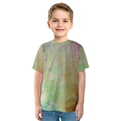 Painted Canvas                                 Kid s Sport Mesh Tee