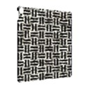 WOVEN1 BLACK MARBLE & SILVER FOIL Apple iPad Pro 10.5   Hardshell Case View2