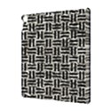 WOVEN1 BLACK MARBLE & SILVER FOIL Apple iPad Pro 10.5   Hardshell Case View3