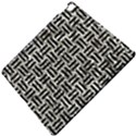 WOVEN1 BLACK MARBLE & SILVER FOIL Apple iPad Pro 10.5   Hardshell Case View5