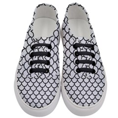 Scales1 Black Marble & Silver Glitter Women s Classic Low Top Sneakers
