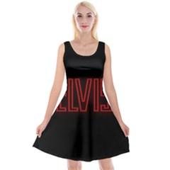 Elvis Presley Reversible Velvet Sleeveless Dress
