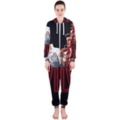 Elvis Presley Hooded Jumpsuit (ladies)