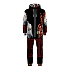 Elvis Presley Hooded Jumpsuit (kids)