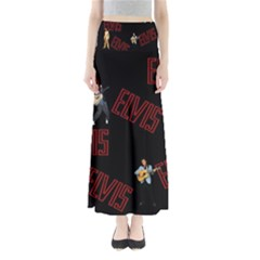 Elvis Presley Full Length Maxi Skirt
