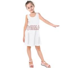 Normal Kids  Sleeveless Dress